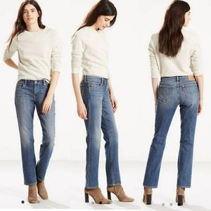 414 Levi's Relaxed Classic Straight jeans 27×32